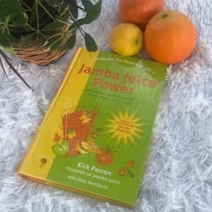 Jamba Juice Power: Smoothies and Juices Book